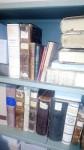 nejvzácnější knihy jsou uložené v sejfu
