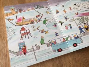 knihy s vánoční tematikou